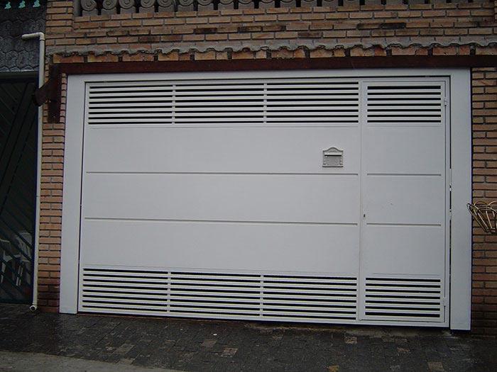 Amado Fabricante de Portões Basculantes - New Port TT53